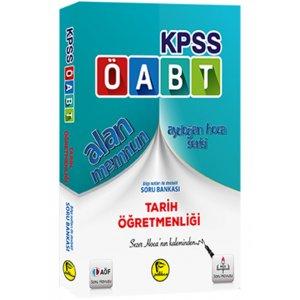 2017 ÖABT Alan Memnun Tarih Öğretmenliği Bilgi Notları ile Destekli Soru Bankası Pelikan Yayınları