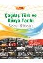 LYS Çağdaş Türk ve Dünya Tarihi Soru Kitabı Palme Yayınları