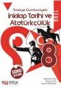 8.Sınıf TEOG İnkılap Tarihi ve Atatürkçülük Soru Bankası Nitelik Yayınları