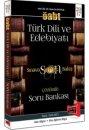 2017 ÖABT Türk Dili ve Edebiyatı Öğretmenliği Sınava Son Bakış Çözümlü Soru Bankası Yargı Yayınları