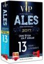 2017 ALES VIP Son 7 Yılın Çıkmış 13 Sınav Soruları ve Çözümleri Yargı Yayınları
