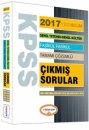2017 KPSS Genel Yetenek Genel Kültür 2007-2016 Tamamı Çözümlü Fasikül Çıkmış Sorular Yediiklim Yayınları