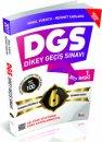 2017 DGS 6 Çözümlü Deneme Sınavı Hür Yayınları