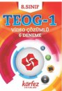 8.S�n�f TEOG-1 Video ��z�ml� 6 Deneme K�rfez Yay�nlar�