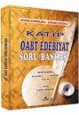 ÖABT Türk Dili ve Edebiyatı Öğretmenliği Tamamı Çözümlü Soru Bankası Katip Yayınları