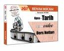 2017 KPSS Tarih Video Ders Notları Ramazan Yetgin Benim Hocam Yayınları