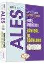 2017 ALES Sayısal Eşit Ağrlık Konu Anlatımlı Yediiklim Yayınları