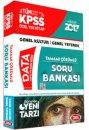 2017 KPSS Genel Kültür Genel Yetenek Tamamı Çözümlü Soru Bankası Özel Tek Kitap Data Yayınları