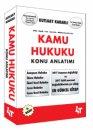 KPSS A Grubu Kamu Hukuku Konu Anlatımı Kutluay Kararlı 4. Baskı 4T Yayınları