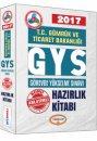 2017 GYS T.C Gümrük ve Ticaret Bakanlığı Konu Anlatımlı Hazırlık Kitabı Yediiklim Yayınları
