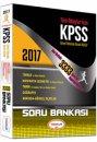 2017 KPSS Genel Kültür Genel Yetenek 3333 Soru Bankası Yediiklim Yayınları