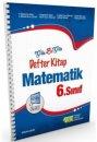 6. Sınıf Matematik Gün Be Gün Defter Kitap Seçkin Eğitim Teknikleri