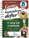 Çanta Yayınları 8.Sınıf İnkılap Tarihi ve  Atatürkçülük Kazandıran Defter