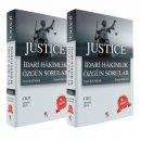Justice İdari Hakimlik Çalışma Kitabı 2 Cilt Kuram Kitap