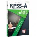 2018 KPSS A Grubu Ticaret Hukuku Konu Anlatım 657 Yayınları