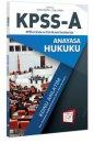 2018 KPSS A Grubu Anayasa Hukuku Konu Anlatım 657 Yayınları