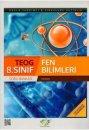 8.Sınıf TEOG Fen Bilimleri Soru Bankası FDD Yayınları