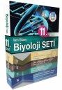 11. Sınıf İleri Düzey Biyoloji Seti Çap Yayınları