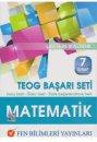 7. Sınıf Matematik TEOG Başarı Seti Fen Bilimleri Yayınları