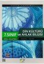 7. S�n�f Din K�lt�r� ve Ahlak Bilgisi Konu Anlat�ml� FDD Yay�nlar�
