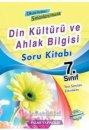 7.Sınıf Din Kültürü ve Ahlak Bilgisi Soru Kitabı Palme Yayınları
