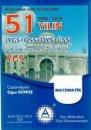 YGS Matematik 51 Yılın Çıkmış Soruları ve Ayrıntılı Çözümleri A Yayınları