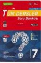 7. Sınıf Tüm Dersler Soru Bankası SBM Soru Bankası Merkezi Yayınları