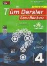 4. Sınıf Tüm Dersler Soru Bankası SBM Soru Bankası Merkezi Yayınları