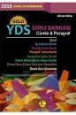 GOLD YDS Soru Bankası Cümle ve Paragraf Pelikan Yayınları