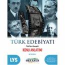 LYS Türk Edebiyatı Özel Ders Konseptli Konu Anlatımı Okyanus Yayınları