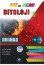 YGS LYS Biyoloji Hız ve Renk Soru Bankası Yayın Denizi Yayınları