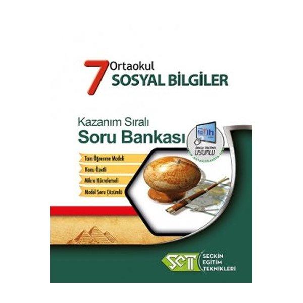 7. Sınıf Sosyal Bilgiler Kazanım Sıralı Soru Bankası Seçkin Eğitim Teknikleri