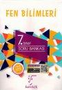 7. Sınıf Fen Bilimleri Soru Bankası Karekök Yayınları