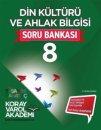 Koray Varol TEOG  8.Sınıf Din Kültürü Ve Ahlak Bilgisi Soru Bankası