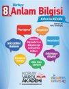 Koray Varol 8.Sınıf Türkçe Anlam Bilgisi Klavuz Kitabı