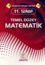 Karekök Yayınları 11.Sınıf Temel Düzey Matematik Konu Anlatımlı Kitap