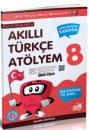 8.Sınıf Türkçe TEOG Soru Bankası Türkçemino Akıllı Atölyem Arı Yayıncılık