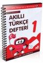 1.Sınıf Türkçe Akıllı Defter Arı Yayıncılık