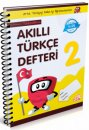 2.Sınıf Türkçe Akıllı Defter Arı Yayıncılık
