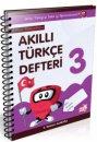 3.Sınıf Türkçe Akıllı Defter Arı Yayıncılık