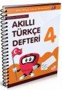 4.Sınıf Türkçe Akıllı Defter Arı Yayıncılık