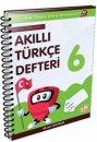 6.Sınıf Türkçe Akıllı Defter Arı Yayıncılık