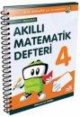 4. S�n�f Ak�ll� Matematik Defteri Ar� Yay�nc�l�k
