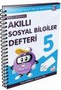 5. Sınıf Akıllı Sosyal Bilgiler Defteri Arı Yayıncılık