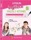 İngilizce Yazılı Kitabı 8. Sınıf Sadık Uygun Yayınları