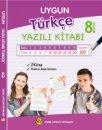 Türkçe Yazılı Kitabı 8. Sınıf Sadık Uygun Yayınları