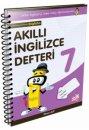 7. Sınıf Akıllı İngilizce Defter Arı Yayıncılık