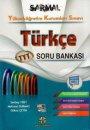 YKS TYT 1. Oturum Türkçe Soru Bankası Bilgi Sarmal Yayınları