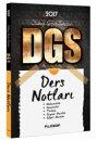 2017 DGS Ders Notları Filozof Yayıncılık