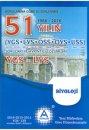 YGS LYS Biyoloji 51 Yılın Çıkmış Soruları ve Çözümleri A Yayınları